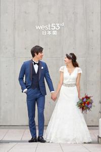 これからご結婚式を迎えるご新郎ご新婦へ - museum of modern happiness west53rd日本閣