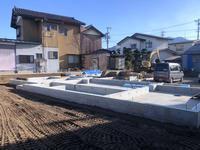 須坂の曲り家の進捗状況 - 安曇野建築日誌
