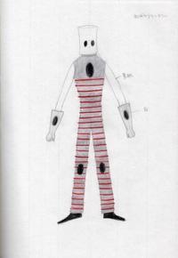 プペル衣装合わせ - ひびののひび