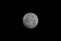半影月食(2020/01/11) - 星も車もやっぱりスバルっ!!
