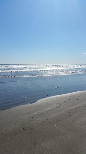 海よ。 -