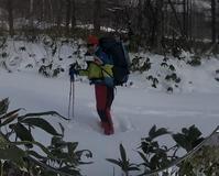 登山冬山2020年2月4日・2月5日北海道 厳冬期のツェルト泊 - フクちゃんのフライ日記