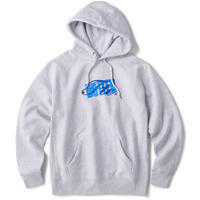 FTC x BUTTER GOODS STACK LOGO PULLOVER HOODY - trilogy news