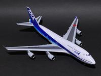 ハセガワ 1/200 747-400 ANA - マキビシ小次郎
