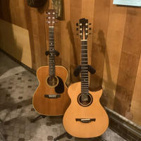 久茂夜会 Vol.2 - 線路マニアでアコースティックなギタリスト竹内いちろ@三重/四日市