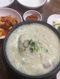百年土種参鶏湯 - マッシュとポテトの東京のんびり日記