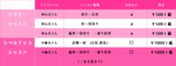 *ワンコインレッスン*グレードup - 豆千代モダン 新宿店 Blog