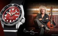 Brian May × SEIKO5 - Never ending journey