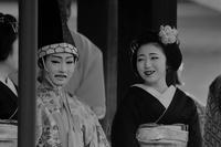 八坂神社の節分(打ち止め) - Taro's Photo