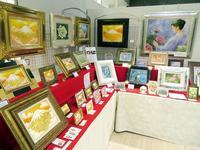 松坂屋静岡店「手づくり作品展」始まりました。 - 油絵画家、永月水人のArt Life