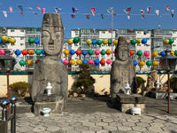 〈安城旅行〉峨洋洞弥勒立像と石仏立像 - 韓国アート散歩