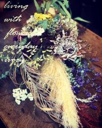 元気にOPENです〜♬ -  Flower and cafe 花空間 ivory (アイボリー)