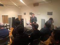 YG Acoustics&AGS試聴会報告!【後半YG Acoustics編】 - クリアーサウンドイマイ富山店blog
