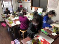 春からの新しい生徒さんを募集しています。 - 大﨑造形絵画教室のブログ