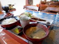 レストラン まるほん * 昔ながらの軽井沢駅前の食堂で朝定食♪ - ぴきょログ~軽井沢でぐーたら生活~