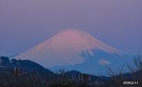 この日は‥『自宅から90km先の富士』 - 写愛館