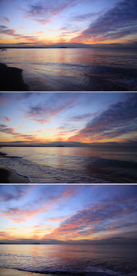 2020/02/12(WED)穏やかで静かな海です。 - SURF RESEARCH