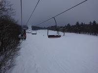 大山国際スキー場① - enjoy life to the full 人生を楽しく過ごす!   BESSのワンダーデバイスでもっと楽しく