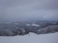 大山国際スキー場② - enjoy life to the full 人生を楽しく過ごす!   BESSのワンダーデバイスでもっと楽しく