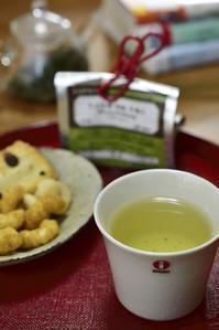 台湾烏龍茶で寛ぐ - 白雪ばぁばのかんづめ
