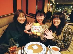 フワちゃんに ジャストホットを プレゼント🎀 - 菓子と珈琲 ラランスルール 店主の日記。