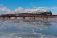2020SL冬の湿原号1(2020/02/07-09) - まるさん徒歩PHOTO 4:SLやまぐち号・山風景など…。 (2018.10.9~)