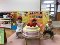 2月生まれの誕生会 - NPO法人みらいっこ公式サイト