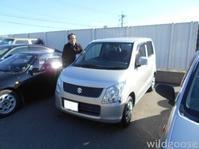祝☆納車MHS23SワゴンRお買い上げありがとうございます(∂ω∂) - ★豊田市の車屋さん★ワイルドグース日記