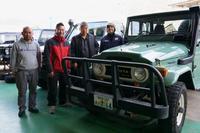 鹿児島からランクル仲間が遊びに来てくれました! - 株式会社 田尻自動車