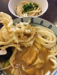 名古屋のカレーうどん〜旗の台美味しいもの - -