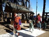 宿稲荷神社の初午祭群馬県北群馬郡榛東村 - LOTUS 御朱印紀行2