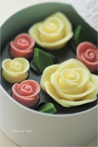 Roses are sweet。 - advance