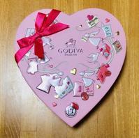 GODIVAのバレンタインチョコ - 笑わせるなよ泣けるじゃないか2