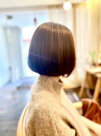 ツヤツヤです。 - 吉祥寺hair SPIRITUSのブログ