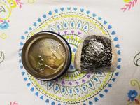 2/14(金)きのことブロッコリーの中華スープとぶりの照り焼きおにぎり弁当。 - ぬま食堂
