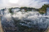 後楽園 芝焼き-4 - 気ままな Digital PhotoⅡ