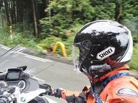雨の四国へいざ行かん山陽・四国幕末維新とスタンプツーリング - SAMとバイクとpastime