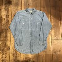 シャンブレーシャツ!!!!! - Clothing&Antiques NoT