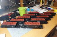 【鉄道模型・HO】レーザー加工でホキ10000を作る・6 - kazuの日々のエキサイトな企み!