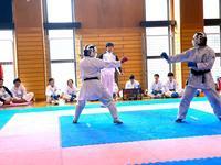 神港・倉敷・学芸で練習試合 - 大阪学芸 空手道応援ブログ