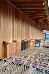 目板張り - 池内建築図案室 通信