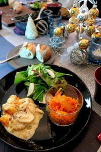 Stollen~tsunagu~、オレンジ&ホーリーバジル - KuriSalo 天然酵母ちいさなパン教室と日々の暮らしの事