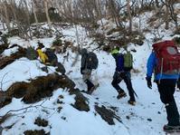 部山行:雪上訓練(富士山) - 東京理科大学二部山岳部ブログ
