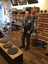 靴磨き選手権大会2020準決勝進出!&臨時休業のお知らせ - Shoe Care & Shoe Order 「FANS.浅草本店」M.Mowbray Shop