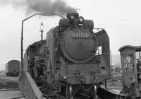 昔、機関区・駅で出会った車輌達(7)会津若松運転区D51435 - 南風・しまんと・剣山 ちょこっと・・・