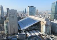 大阪ステーションシティ - レトロな建物を訪ねて