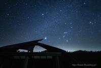 美しい冬の星座 - デジタルで見ていた風景