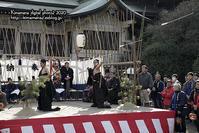 お弓神事「沼名前神社」 - 気ままな Digital PhotoⅡ
