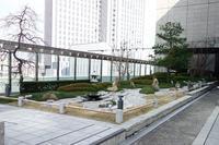 大阪ステーションシティ 和らぎの庭 - レトロな建物を訪ねて
