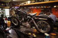 日曜日の授業風景~やはり社外は社外~ - Vintage motorcycle study